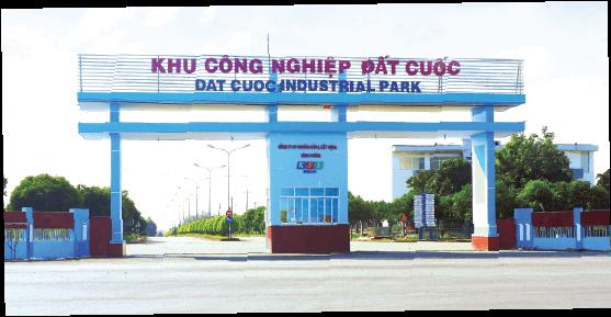 KCN Đất Cuốc