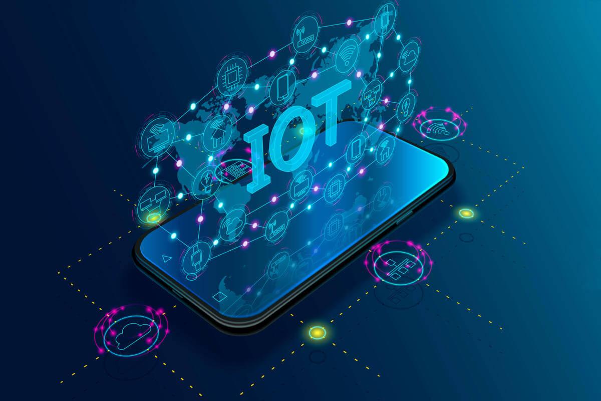 IoT và IIoT trong sản xuất công nghiệp