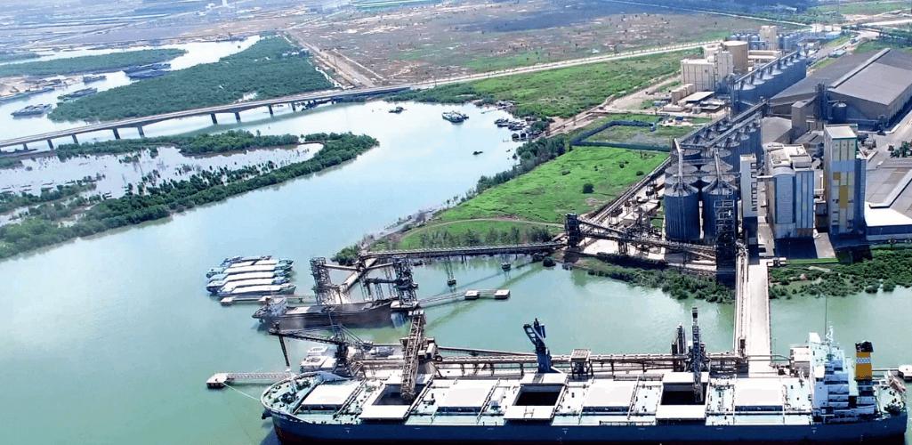 KCN Cái Mép - khu công nghiệp ở Vũng Tàu