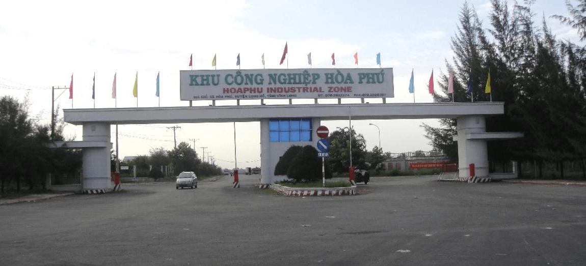 KCN Hòa Phú