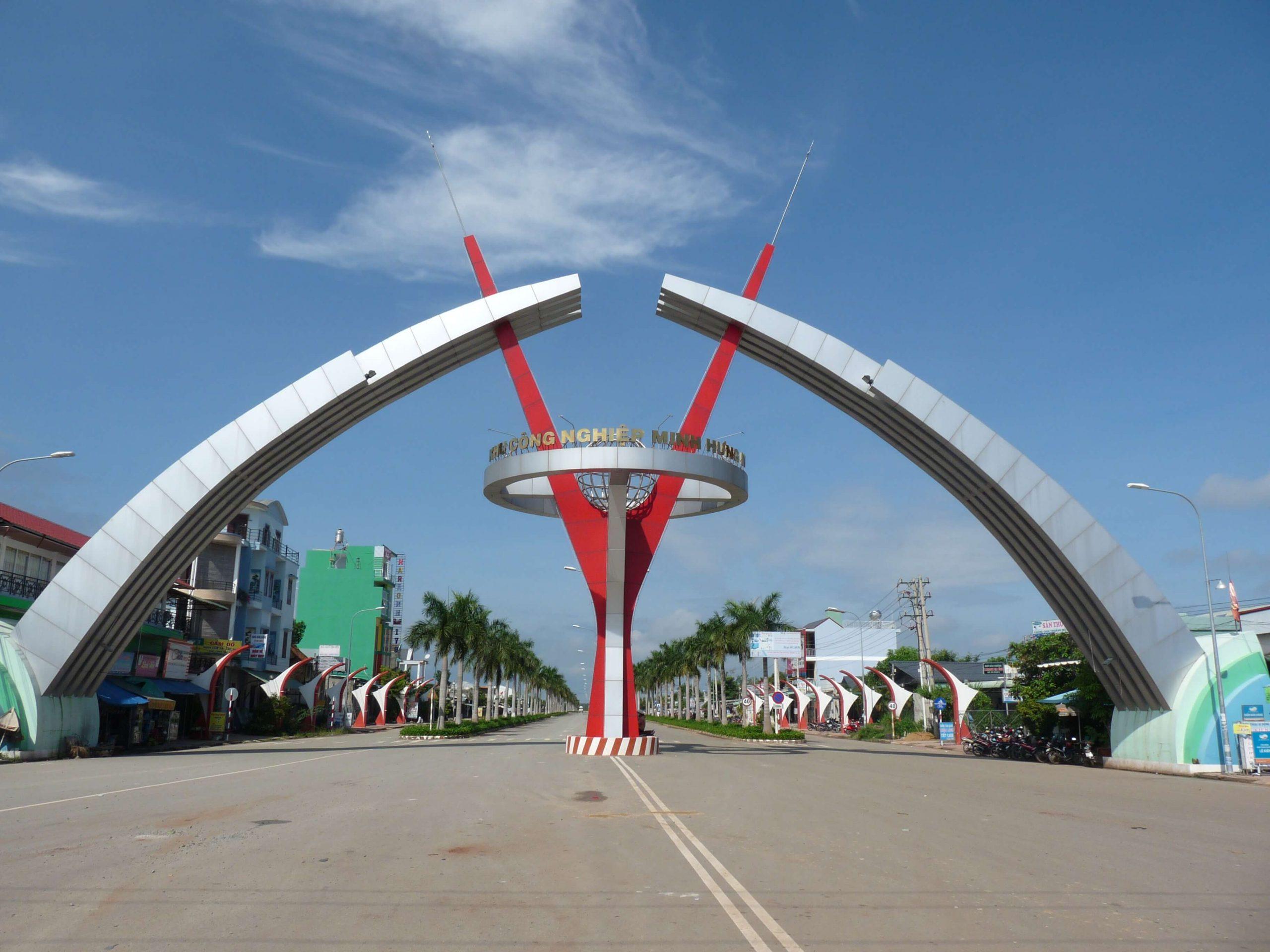 KCN Minh Hưng 3