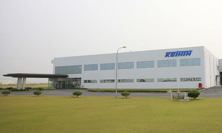 nhà máy Keihin