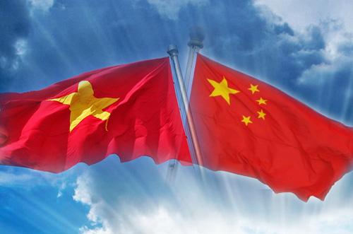 cờ Việt - Trung