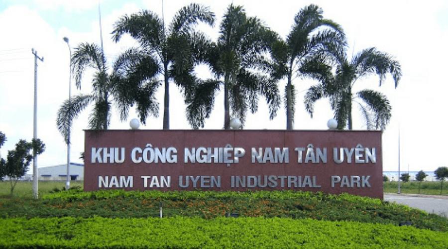 KCN Nam Tân Uyên
