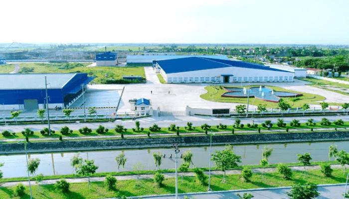 khu công nghiệp tại Nam Định