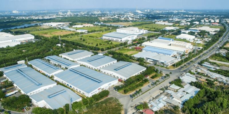 quản lý dịch vụ khu công nghiệp