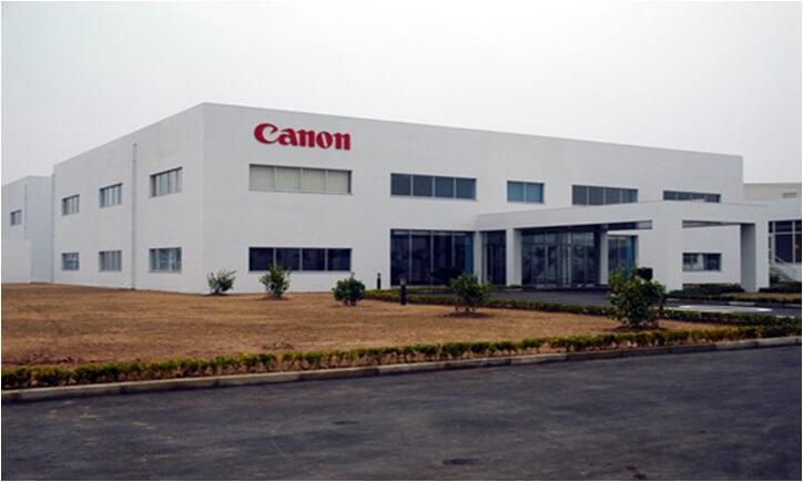 canon chi nhánh quế võ