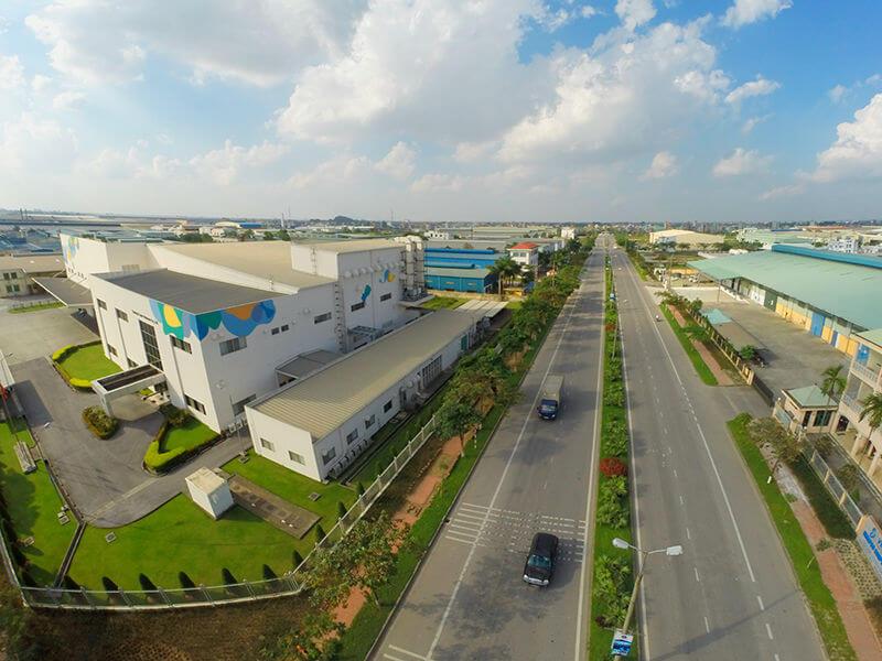 khu công nghiệp ở Bắc Ninh