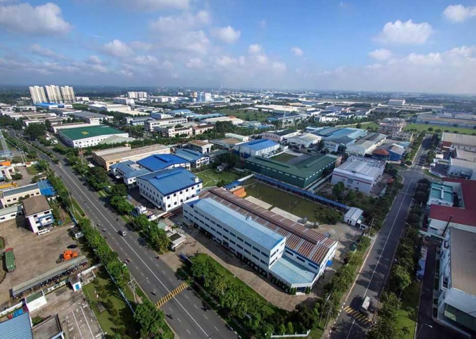 KCN ở Đồng Nai