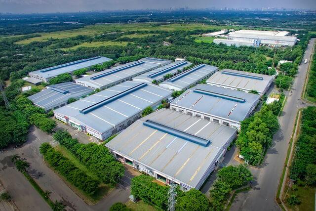 khu công nghiệp ở tỉnh Hải Dương
