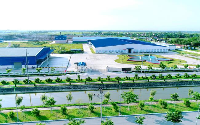 KCN ở Nam Định