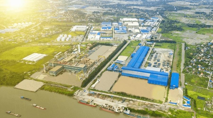 Khu công nghiệp Nam Cầu Kiền